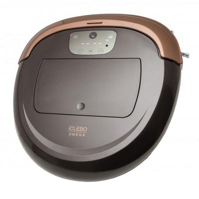 Робот пылесос iClebo Omega Gold